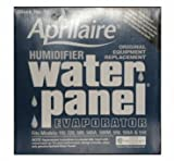aprilaire 10 water panel fits humidifiers 500 500a 500m 550 550a 558 110 and 220