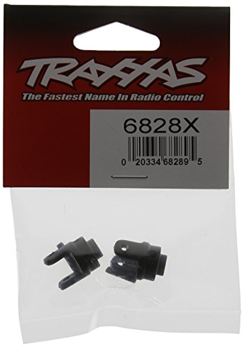 Traxxas 6828X Heavy Duty Differential Output Yokes, Stampede 4x4, 2-Piece
