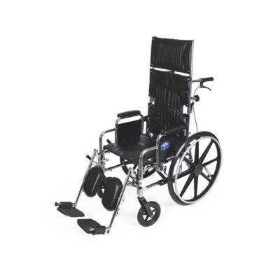 MDS808450 - Reclining Wheelchairs roland mds 50k