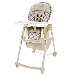 Safety 1st High Chair Plus - Clemson