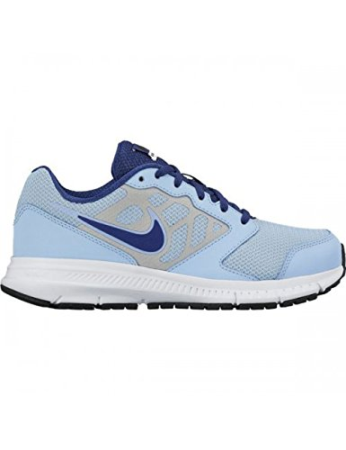 Nike DOWNSHIFTER 6 (GS/PS) - Scarpe da ginnastica Donna, Blu, 38