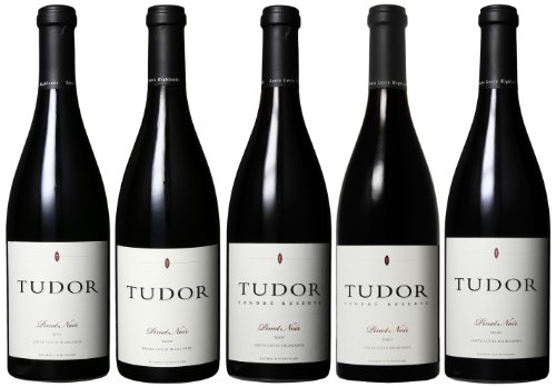 Tudor Vertical Vintage Mixed Pack, 5 X 750 Ml