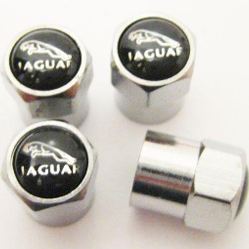 set-of-4-jaguar-logo-chrome-tire-valve-stem-caps-made-of-metal