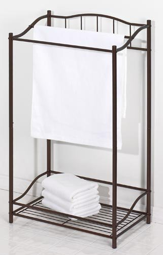 CreativeWare Complete Bath Towel Butler