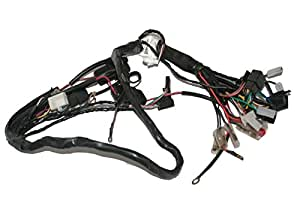 enfield county royal enfield bullet electra kick start wiring harness 145994