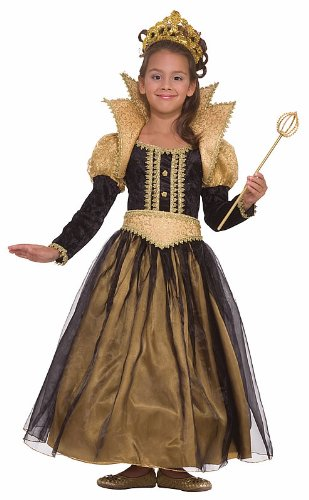 Renaissance Princess Childrens Costume