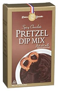 Dean Jacobs Spicy Chocolate Dip Mix 26-ounce Boxes Pack Of 2 from Dean Jacobs