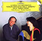 ベートーヴェン:ヴァイオリン・ソナタ第5番「春」、第9番「クロイツェル」