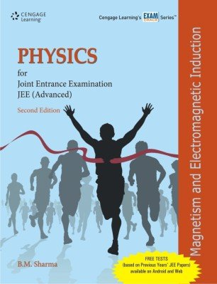 Physics for Joint Entrance Examination JEE Advanced: Magnetism and Electromagnetic Induction Image