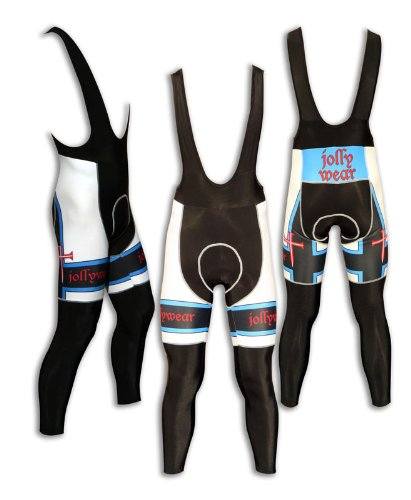 Image of JOLLYWEAR Cycling Thermal Bib Tights (TEMPLAR collection) (B003II7CIE)