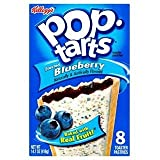 Kellogg's Pop tarts Frosted Blueberry 416g