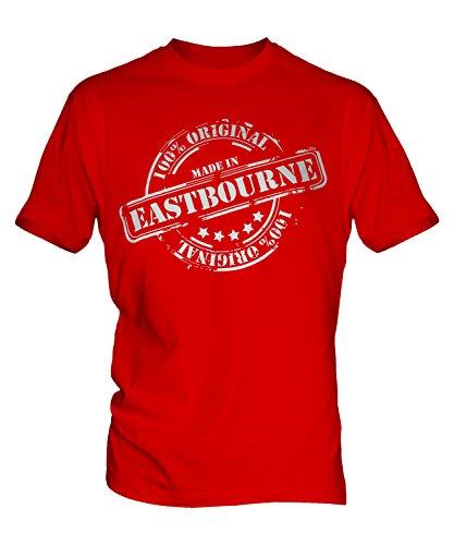 made-in-aegon-unisex-t-shirt-bambini-top-ragazzi-ragazze-bambini-bambini-red-12-anni