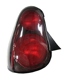 CHEVROLET MONTE CARLO TAIL LIGHT LEFT (DRIVER SIDE) 3321941LUS 2000-2005