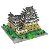 Nanoblock Architecture - Himeji Castle (non-LEGO)