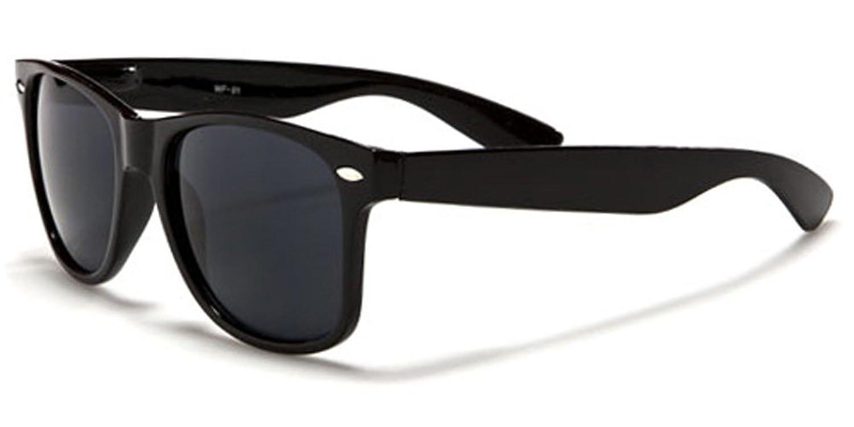 Dark Lens Retro Wayfarer Sunglasses Flex Fit Frame - Multiple Colors мозаика l antic colonial frame brick dark 10x20 28 5x31 1