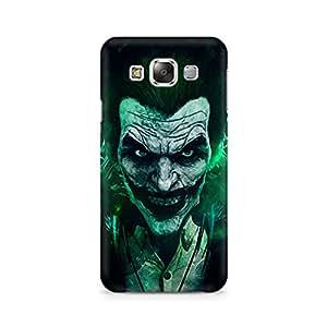 Mobicture Joker Green Premium Printed Case For Samsung Grand 3 G7200