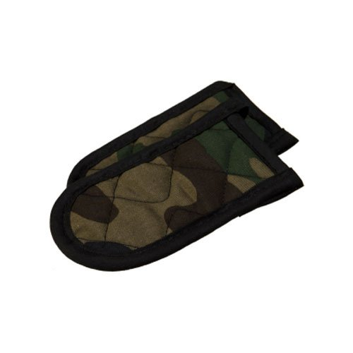 Lodge 2HHCAM2 2-Pack Hot Handle Mitt, Camo