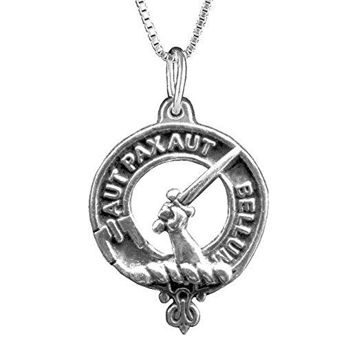 gunn-scottish-clan-crest-pendant-sterling-silver