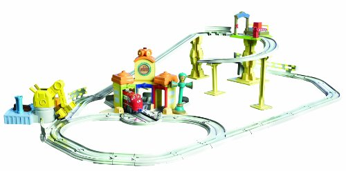 Chuggington LC55202DE - Spielset, Basisset Reise durch Chuggington