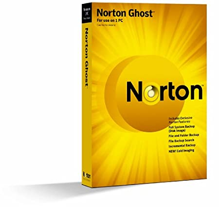 Norton Ghost 15.0 - Single User
