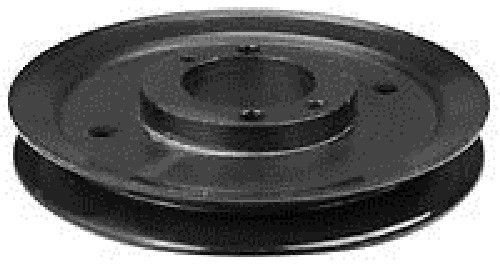 (Ship from USA) SCAG SWZ SCZ SWZU COMMERCIAL LAWN MOWER PUMP SHAFT PULLEY REPLACES OEM 482649 /ITEM NO#E8FH4F85491314