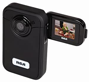 RCA EZ200 Small Wonder Digital Camcorder with 60 Minutes Recording and 1GB Included Memory