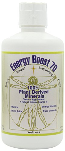 Morningstar Minerals Energy Boost 70 Mineral Supplement , 32 oz