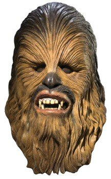 Chewbacca Mask Costume Accessory