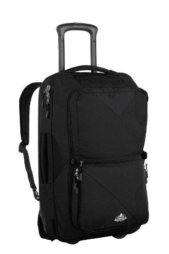 VAUDE Rails 80 Luggage Trolley - Black