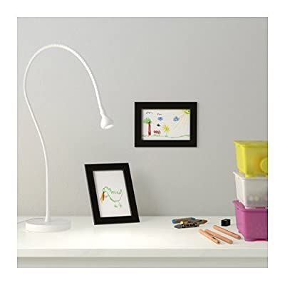 "Ikea Frame 4 X 6"" Black Photo Picture Black (2 Pack)"