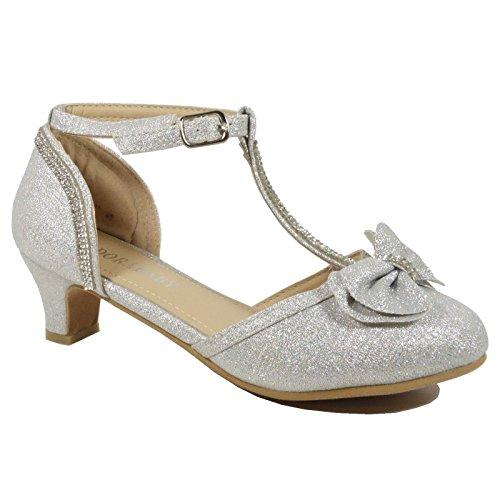 toddler low medium heel dress sandal