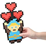 1 X Legendary Hero 8-bit Heart Bouquet