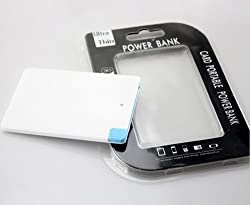 Shop92 Ultra Slim 5000mAh Power Bank for Samsung / Blackberry / Mi / Lava / Micromax / Lumia / Apple