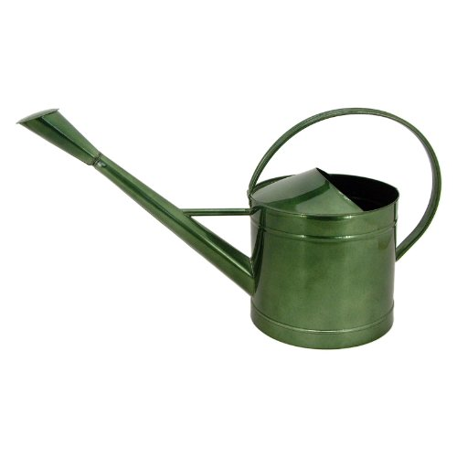 Tierra Garden 5035 Contemporary 1/2-Gallon Watering Can, Green