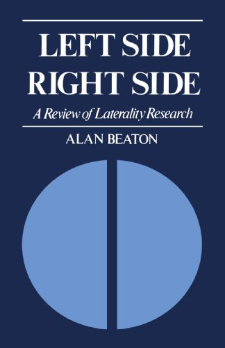 Left Side, Right Side: A Review of Laterality Research