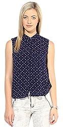Only Women'S Casual Shirt (_5712835516186_Navy Blazer_34_)