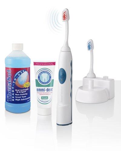 Emmi-Dent 6 100% Ultrasonic Toothbrush (Nanopaste & Therasol)