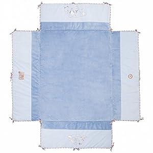noukies tapis de parc william et henry 100x100 cm. Black Bedroom Furniture Sets. Home Design Ideas