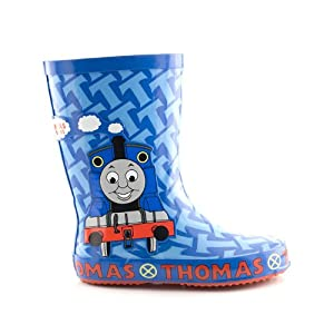 Thomas Nursery Boys Blue Wellington Boots