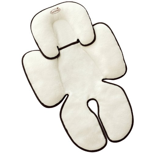 Best Deals! Summer Infant Snuzzler - White with black trim