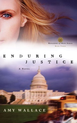 Enduring Justice (Defenders of Hope)