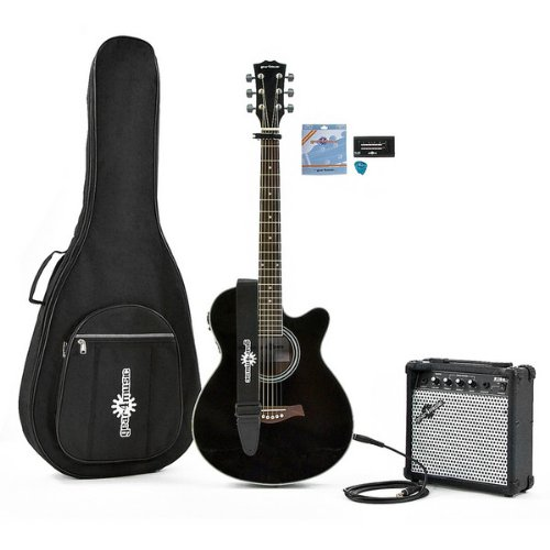 guitare electro acoustique pas cher guitare electro acoustique crafter pas cher achat guitare. Black Bedroom Furniture Sets. Home Design Ideas