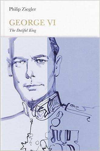 George Vi The Dutiful King Penguin Monarchs Pdf Free Download