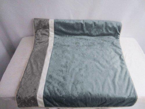Baby Doll Crocodile Crib Comforter, Blue