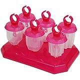 Tovolo Jewel Pop Molds - Set of 6