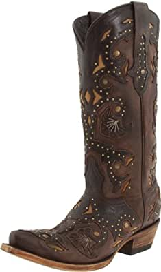 Original Amazoncom Lucchese Classics Womens N4604 54 Boot Shoes