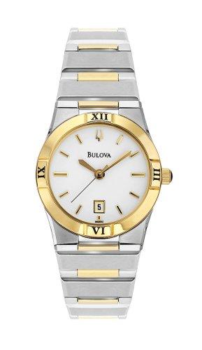Bulova Women's 98M002 Bracelet Calendar Watch