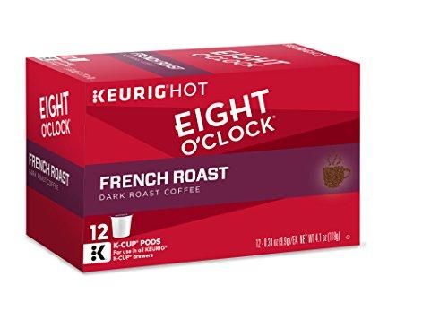 Eight O'Clock Coffee French Roast, Keurig K-Cups, 72 Count (French Roast Eight O Clock compare prices)