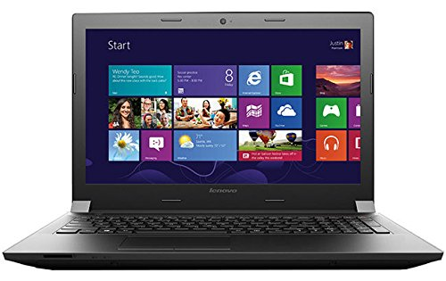 Lenovo MCA2WFR PC Portable 15″ Noir (Intel Celeron, 4 Go de RAM, 500 Go, Intel HD Graphics, Windows 8)