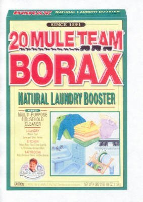 Dial Corporation 76Oz 20 Mule Team Borax Laundry Pretreater